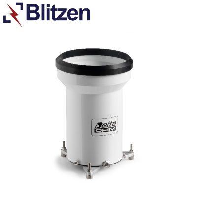 pluviometro de cubeta o balancin
